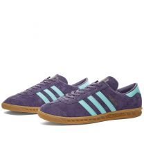 Adidas Hamburg Purple, Aqua & Gum