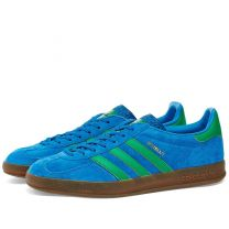 Adidas Gazelle Indoor Blue & Green EE5735