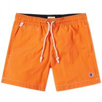 Champion Reverse Weave Swim Short Orange