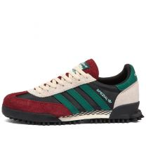 Adidas Handball Spezial TR Black, Green, Burgundy