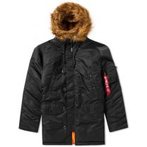 Alpha Industries N3B VF 59 Parka Black
