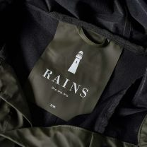 Rains Classic Jacket Green