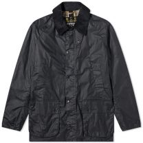 Barbour Lightweight Ashby Wax Jacket Royal Navy