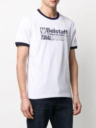 Belstaff Ringer Trialmaster Graphic T-Shirt