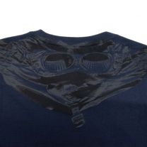 C.P. Company Back Goggle Tee Total Eclipse