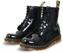 Dr. Martens 1460 Black Smooth 11822006