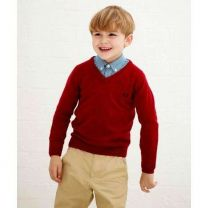 Fred Perry Kids V-Neck 842