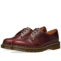 Dr. Martens 1461 Pascal Horween Made in England Burgundy Chrome Excel