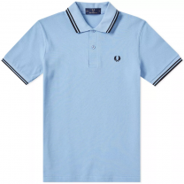Fred Perry Shirt Twin Tipped M12 F61