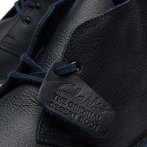 Clarks Originals Desert Boot Navy Leather