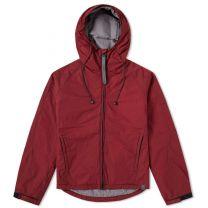 Nemen Insulating Hooded Jacket Deep Red