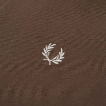 Fred Perry Reissues Original Twin Tipped Polo Truffle
