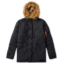 Alpha Industries Explorer Jacket Black
