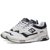 New Balance M1500WWN - Made in England White & Black