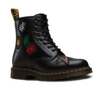 Dr. Martens 1460 Patch Black Smooth