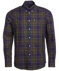 Barbour Wetheram Shirt Classic Tartan