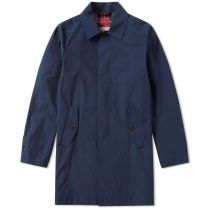 Baracuta G10 Original Trench Navy