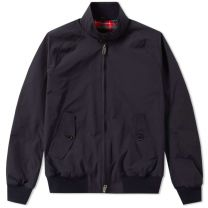 Baracuta G9 Harrington Jacket Dark Navy