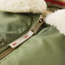 Alpha Industries Flight Jacket Injector III Sage Green