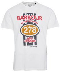 Barbour International Steve McQueen Chase Tee