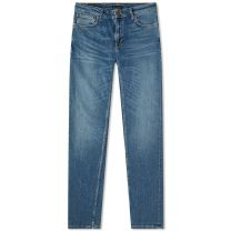 Nudie Skinny Lin Jean Dark Blue Navy