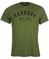 Barbour Ridge Logo T-Shirt Duffle Bag