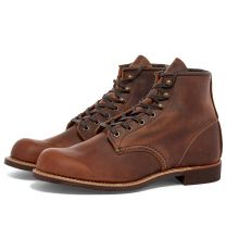 "Red Wing 3343 Heritage Work 6"" Blacksmith Boot Copper Rough & Tough"