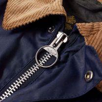Barbour SL Bedale Jacket Navy
