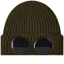 C.P. Company Merino Wool Goggle Beanie