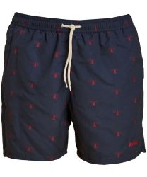 Barbour Coastal Swin Shorts Navy
