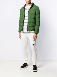 Herno Waves Bomber Green
