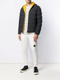 Herno Waves Bomber Black