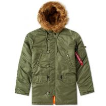 Alpha Industries N3B VF 59 Parka Sage Green