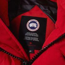 Canada Goose Benedict Vest Red