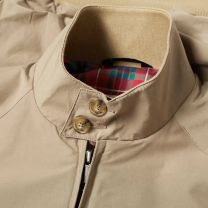 Baracuta G9 Harrington Jacket Tan