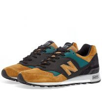 New Balance M577TGK - Made in England Grey, Tan & Teal