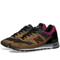 New Balance M577KPO - Made in England Black, Orange & Purple