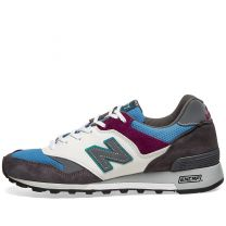 New Balance M577GBP - Made in England Grey, White & Blue
