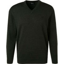 Fred Perry Classic V Neck Jumper K4500 371