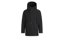 Woolrich Gore-Tex Mountain Parka Off Black