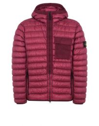 Stone Island 40524 Garment Dyed Micro Yarn Down Jacket V0014