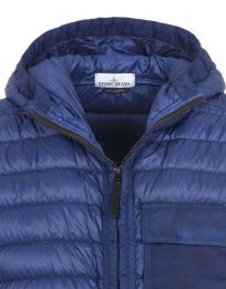Stone Island 40524 Garment Dyed Micro Yarn Down Jacket V0026