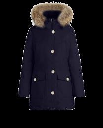 Woolrich W´s Arctic Parka High Collar Dark Navy