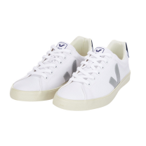 Veja Esplar SE Canvas White Oxford Grey Nautico