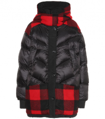 Woolrich Women's Reversible Down Parka