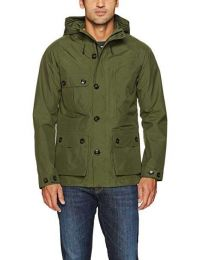 Woolrich Light Mountain Jacket Green Field