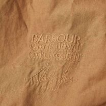 Barbour International Steve McQueen Dual Casual Jacket Stone