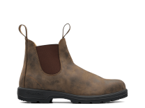Blundstone Super 550 Boots Rustic Brown