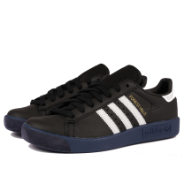 Adidas Forest Hills Core Black, White & Legend Marine BD7623