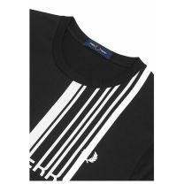 Fred Perry Black T-shirt M7601-102